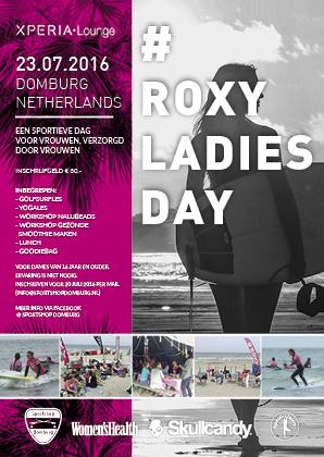 Roxy Ladies Day
