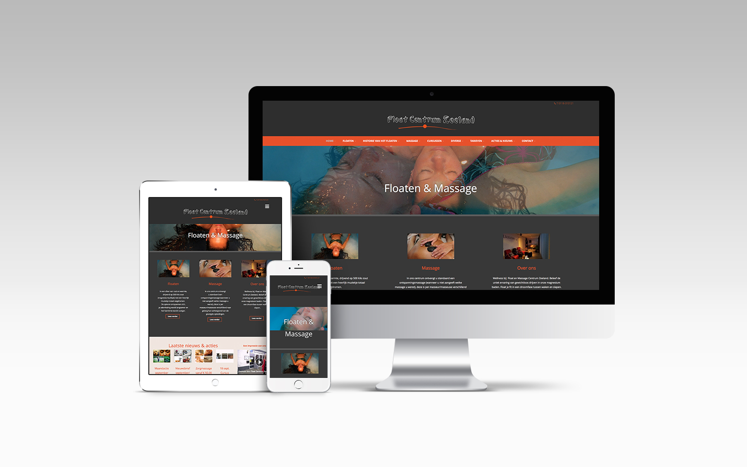 FloatCentrum-website