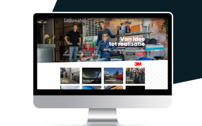 Nieuwe website voor Letternet!